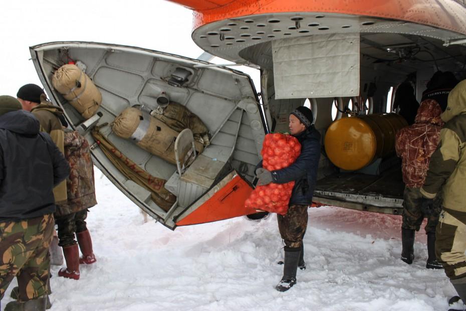 В эти дни в северные районы Якутии полностью завезут социально-значимые продукты питания