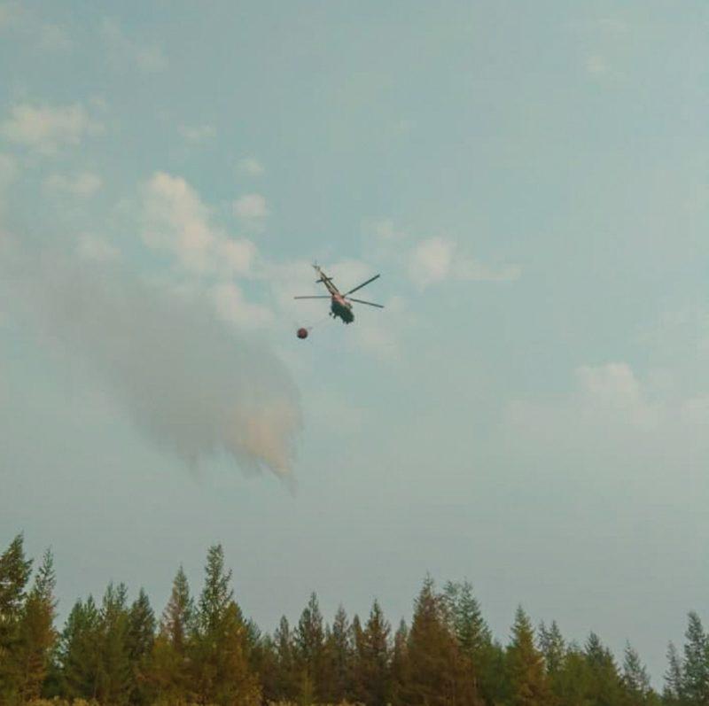 Правительство Якутии заложило 40 млн рублей на строительство Батагайской авиалесоохраны