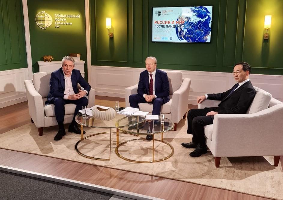 Айсен Николаев рассказал о потенциале добывающей промышленности Якутии