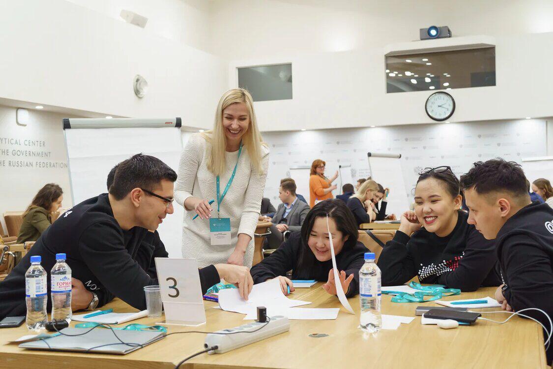 Объявляетсяконкурс среди молодежи для прохождения стажировок в Министерствах Якутии