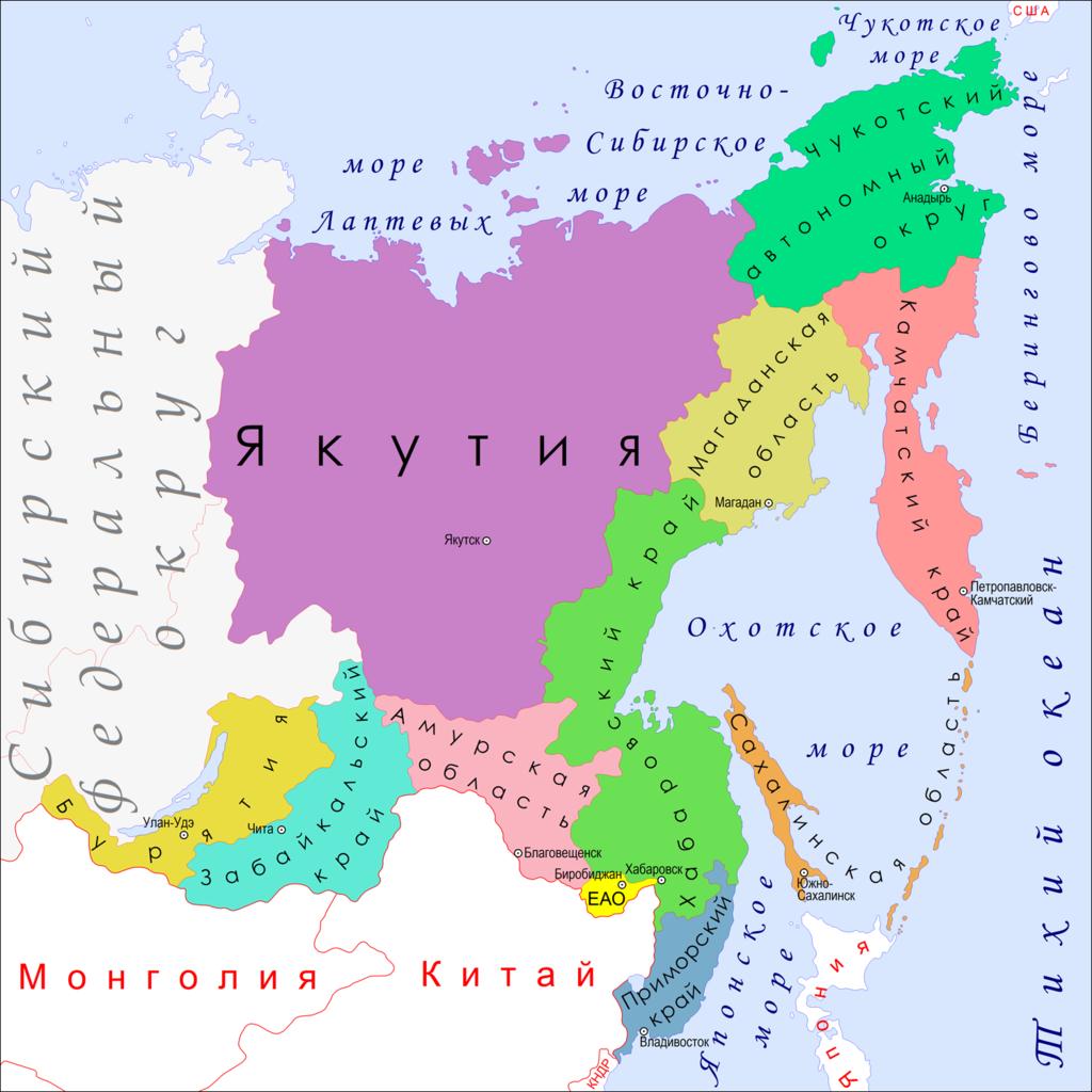 Россияне рассказали,почему считают Дальний Восток привлекательным для проживания
