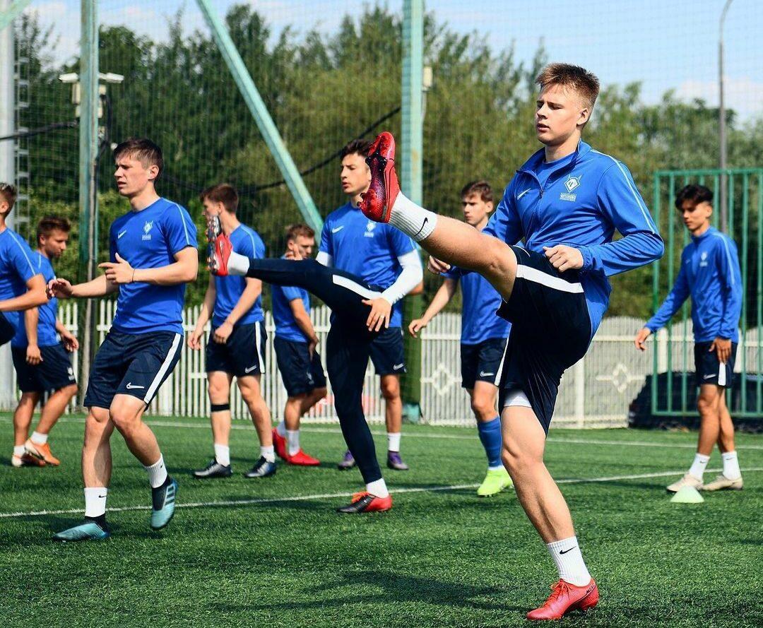 Якутский футболист Артем Соколов проведет сборы в Турции