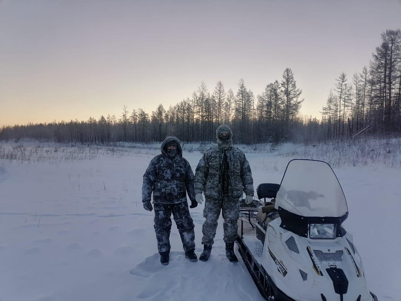Дирекция биоресурсов Якутии выявила пять нарушений правил охоты в новогодние дни