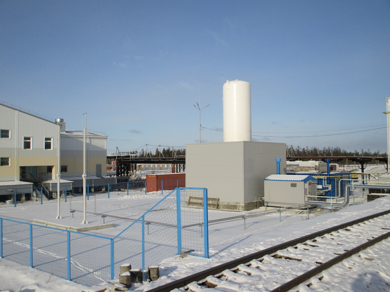 Систему теплоснабжения в селе Качикатцы Якутии переведут на сжиженный природный газ