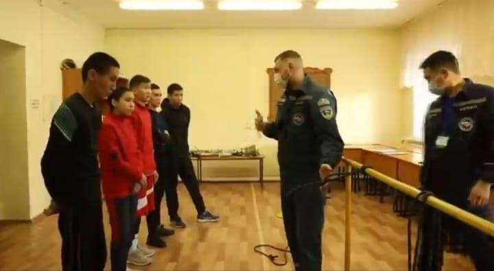В Чурапчинском улусе состоялся муниципальный этап чемпионата WorldSkills Russia Junior