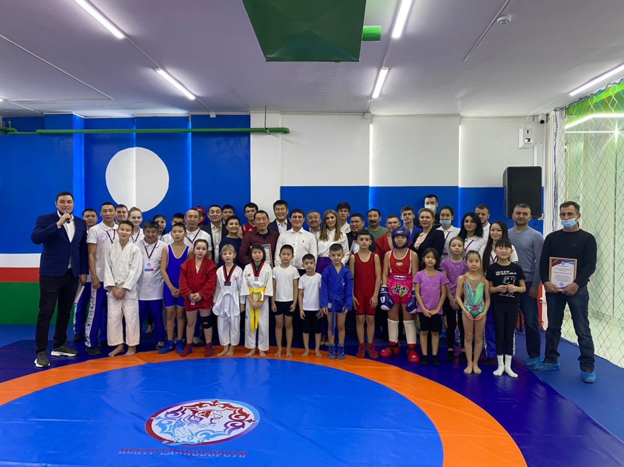 Не только про спорт. В Якутске реализуют социальный проект «Дети 17-го»