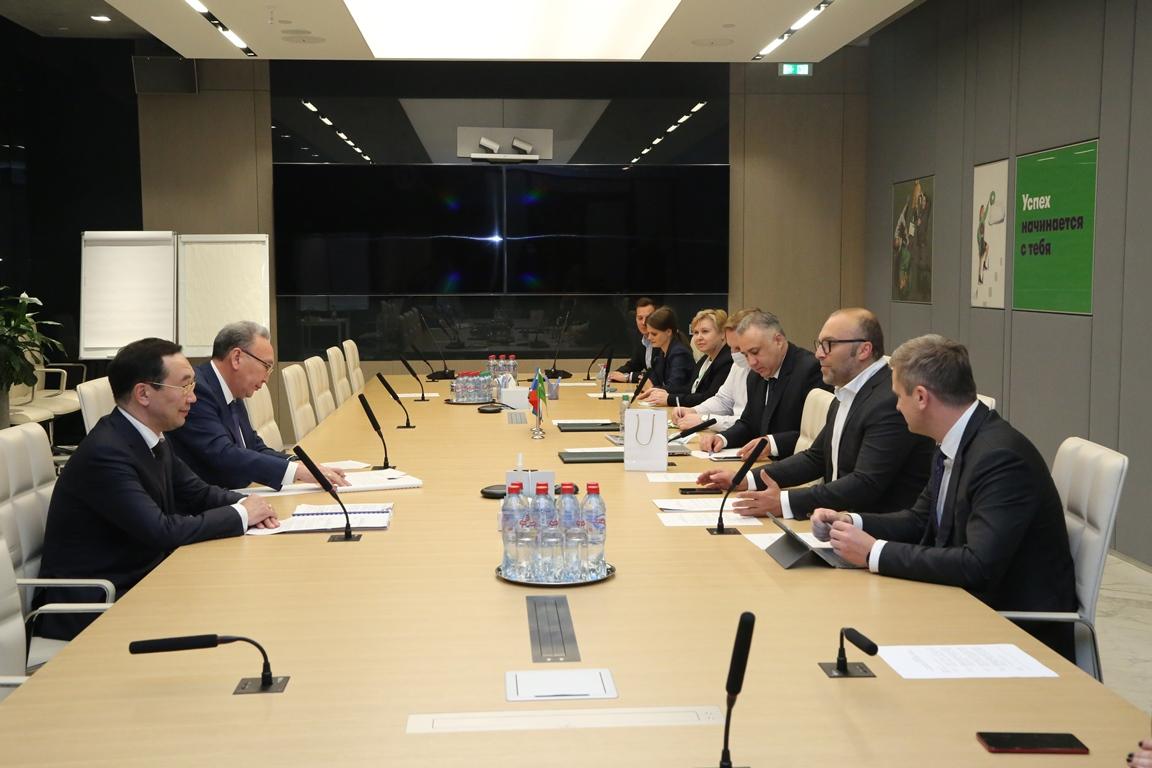 МегаФон и Якутия подписали соглашение о сотрудничестве в рамках проекта Arctic Connect
