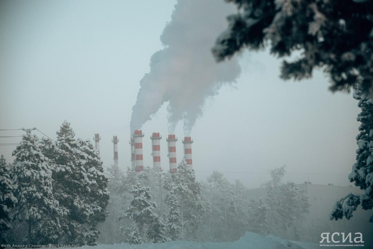 Глава Якутии: Несмотря на сильные морозы, система ЖКХ справляется