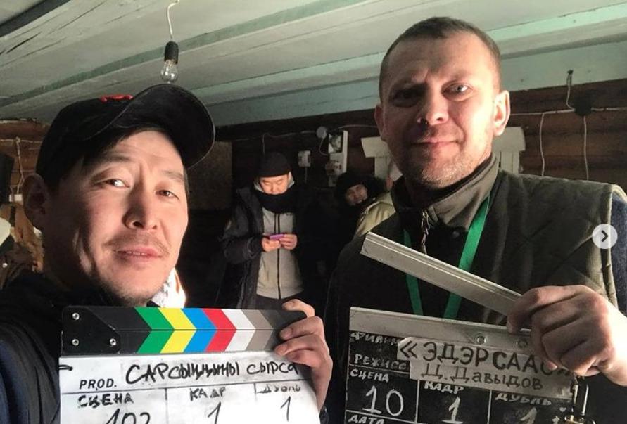 Мотор! На этой неделе начались съёмки фильмов двух режиссеров из Амги Якутии