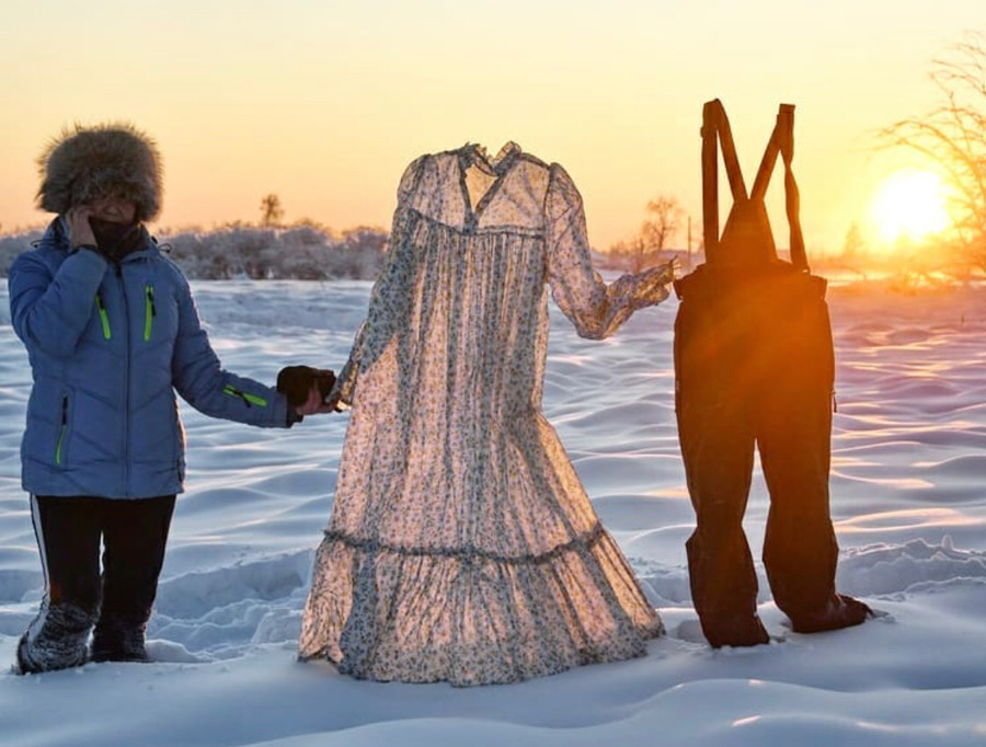 Французский портал France Info выпустил сюжет про якутских фотографов