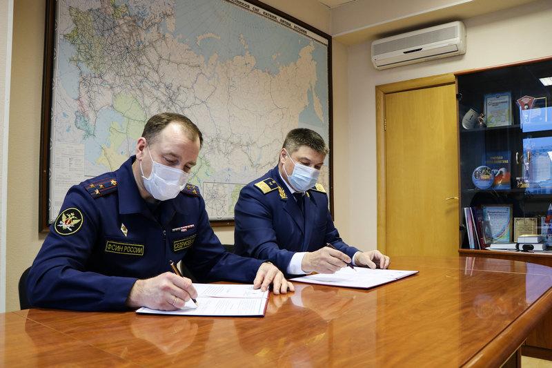 """""""Железные дороги Якутии"""" и УФСИН подписали соглашение о сотрудничестве"""