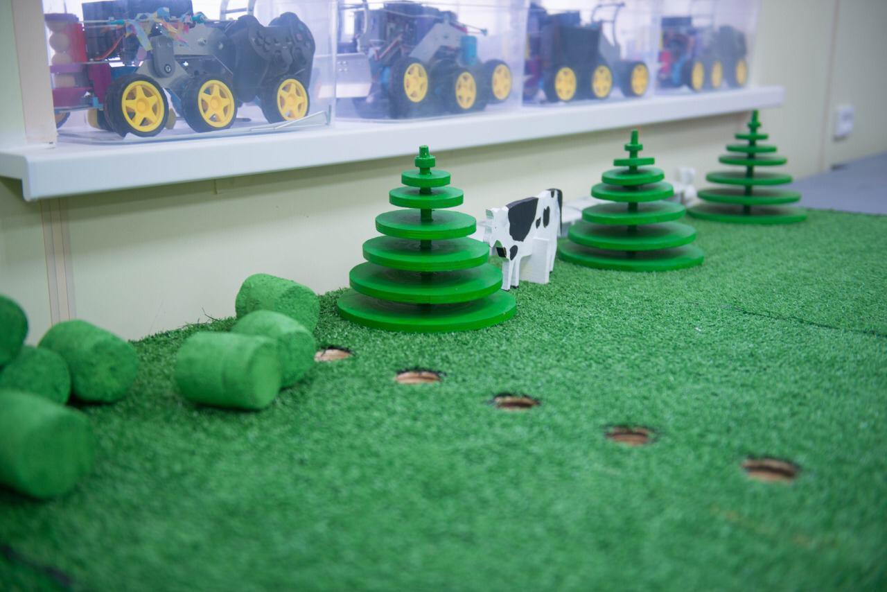 На базе Арктического агротехнологического университета в Якутии открыли класс АгроНТИ