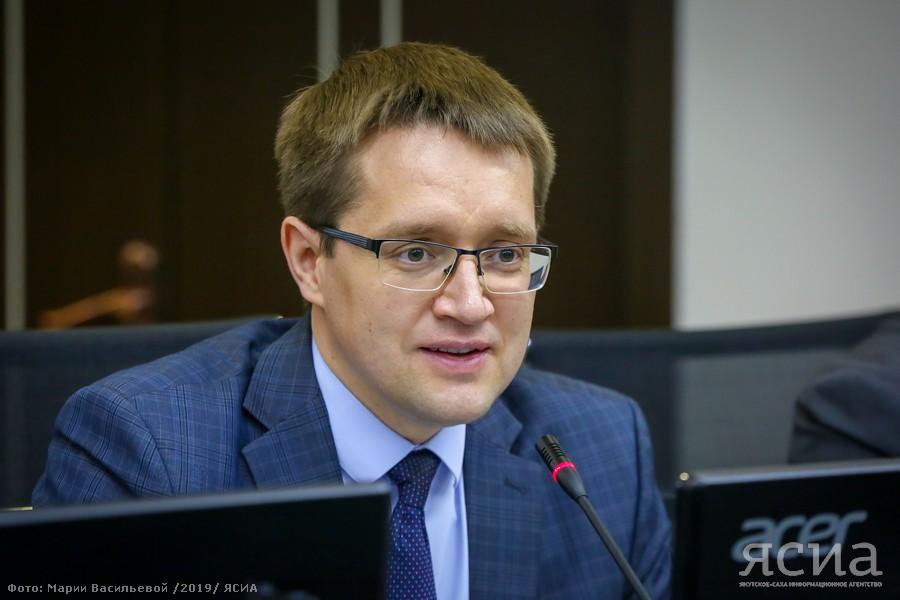 Максим Терещенко рассказал о развитии рынка газомоторного топлива в Якутии