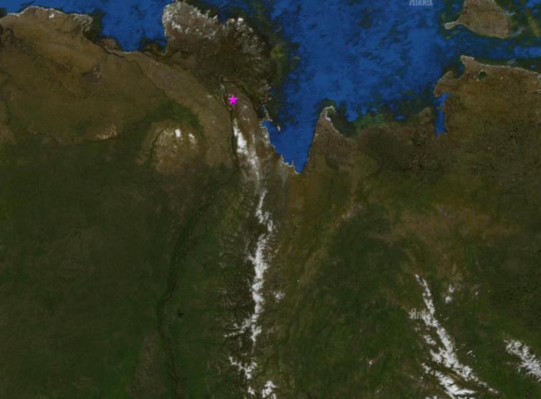 На севере Якутии произошло землетрясение