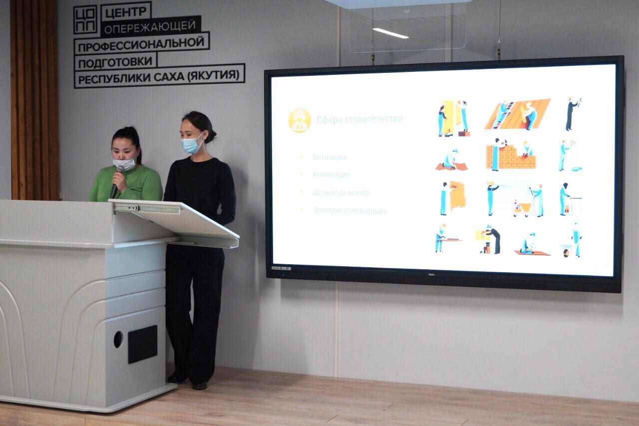 Передвижной учебно-строительный комбинат начнёт обучать сельское население Якутии
