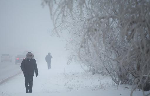 В Якутии метеоролог прогнозирует аномальный холод с отклонением от нормы на 8-10 градусов