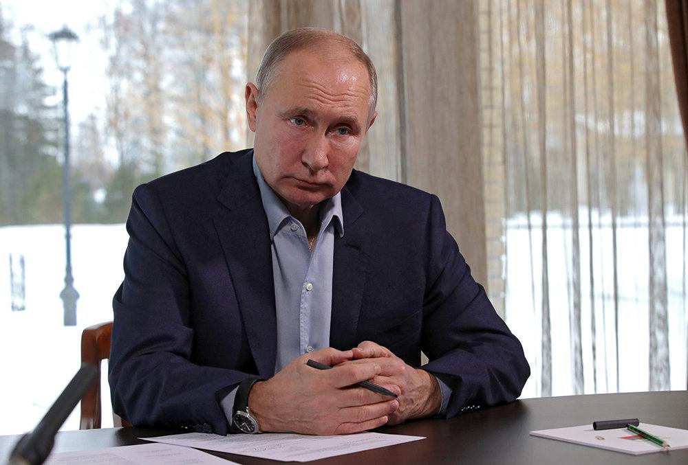 Путин: Ситуация с коронавирусом постепенно стабилизируется