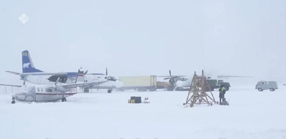 В Якутии сняли документальный фильм о работе авиаторов в зимний период (ВИДЕО)