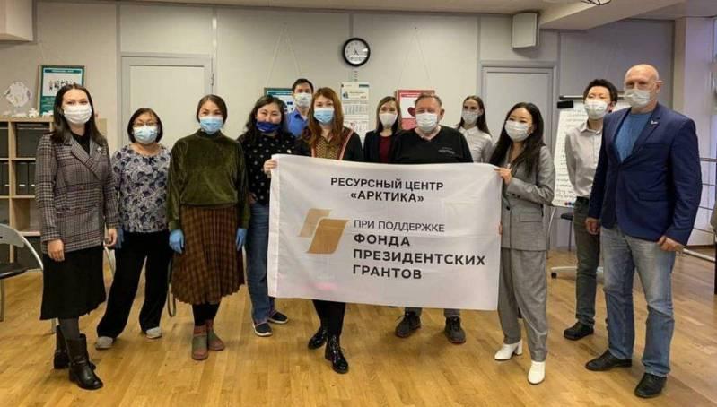 Якутск стал лидером по количеству победителей конкурса президентских грантов среди муниципалитетов