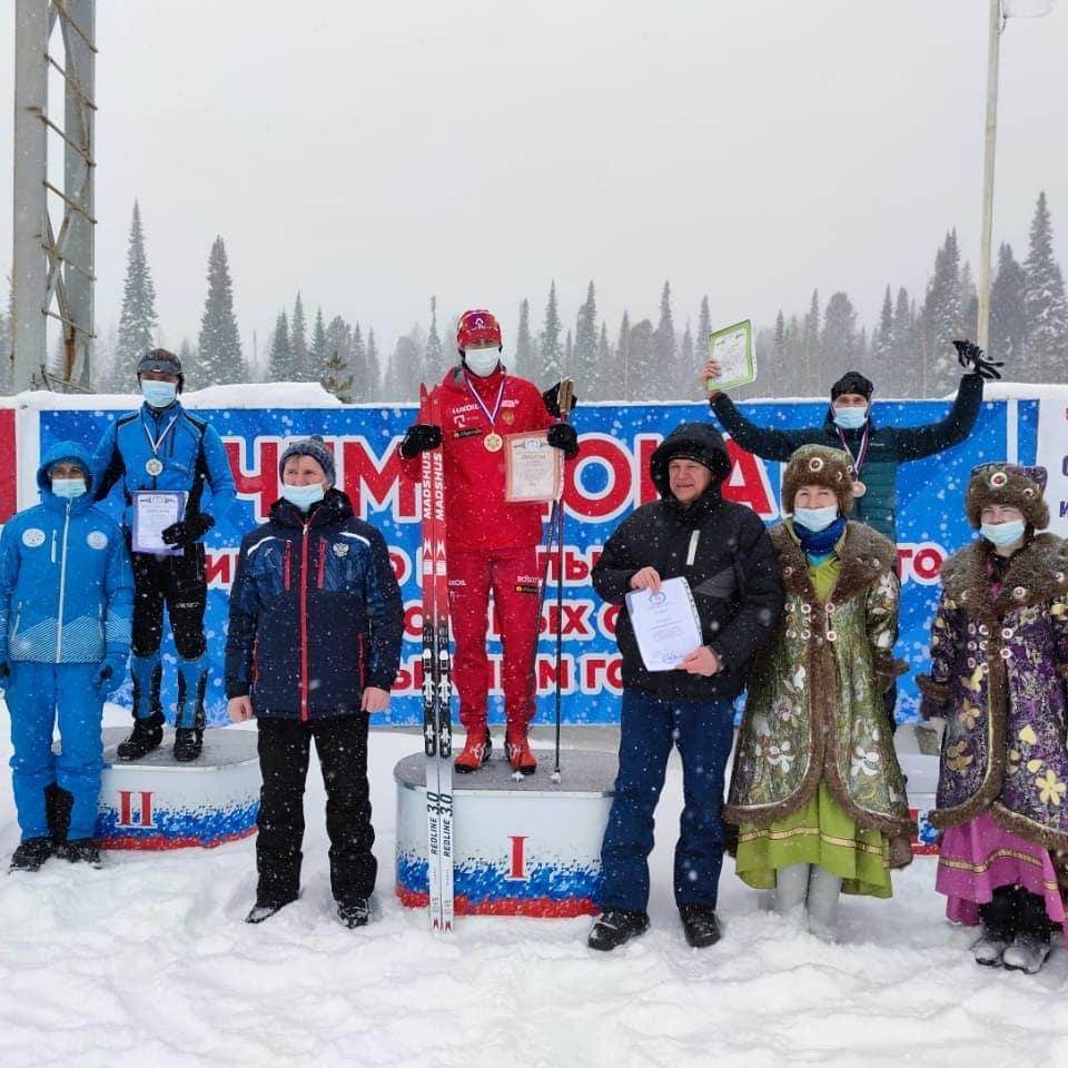 Якутские лыжники вошли в число лучших чемпионата Сибирского и Дальневосточного федеральных округов