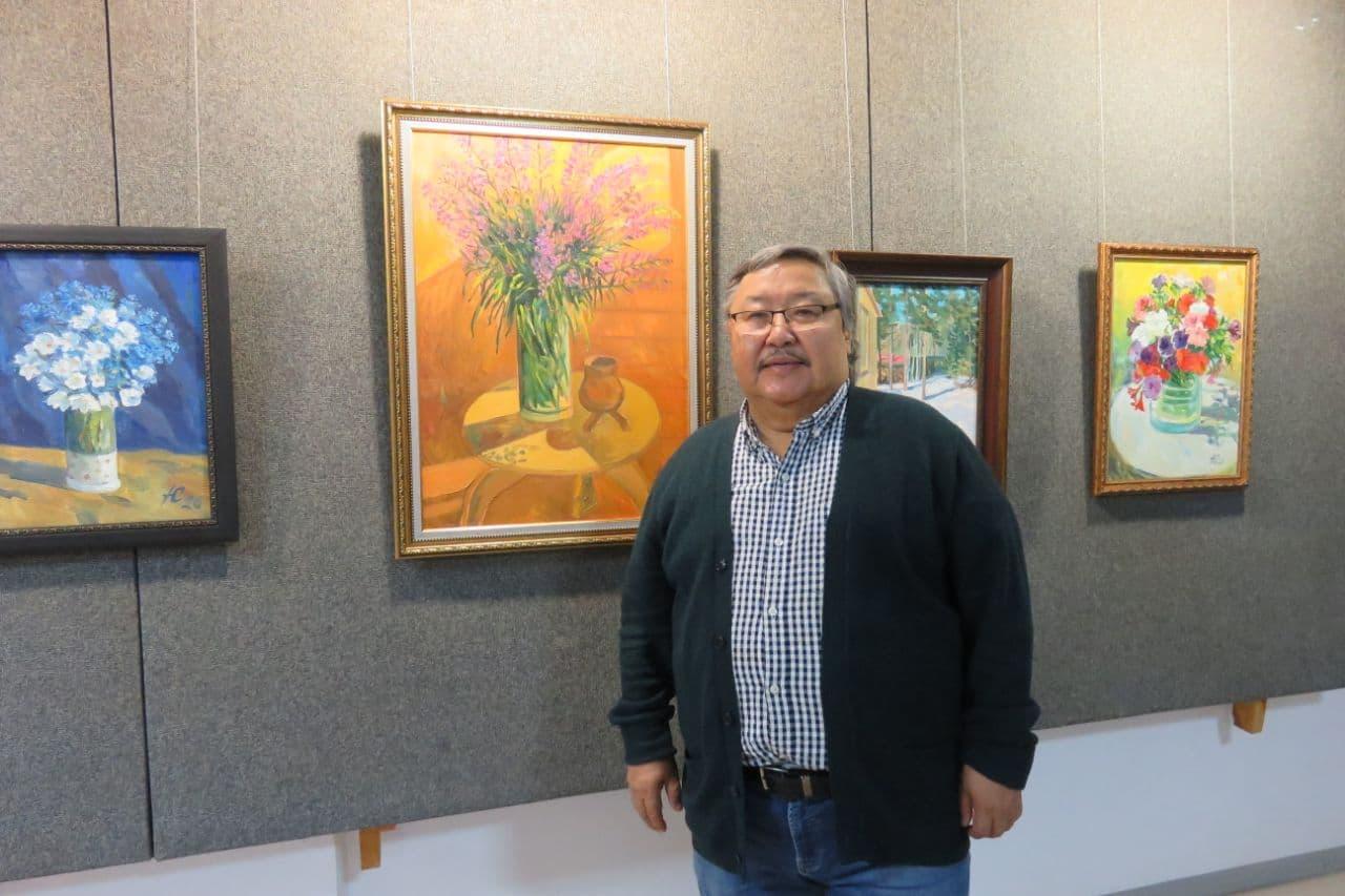 Якутские художники представили работы, созданные во время самоизоляции