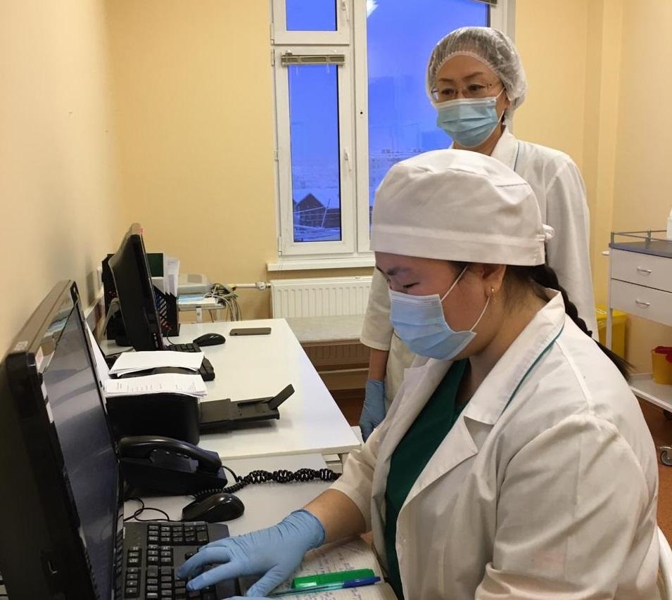 Якутская городская больница №3 ждет выпускников-медиков
