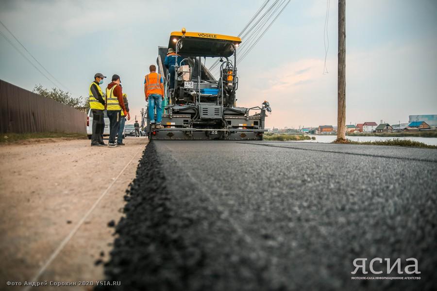 Сколько километров улично-дорожной сети построят и реконструируют в Якутске
