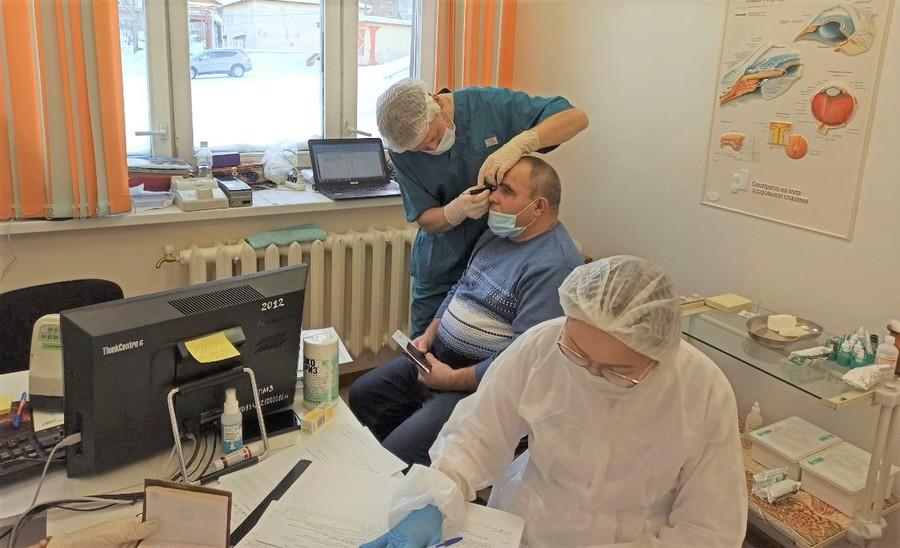 Офтальмологи проведут выездные осмотры жителей трех районов Якутии