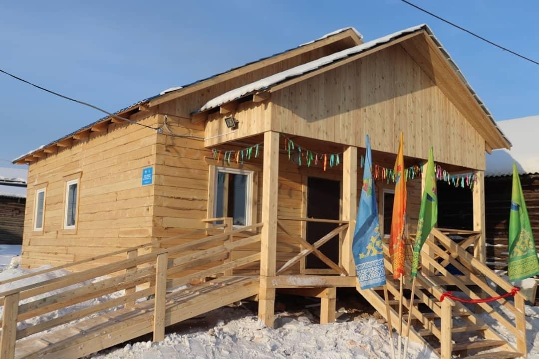 В Амге открыли первый в Якутии общественный пункт охраны правопорядка