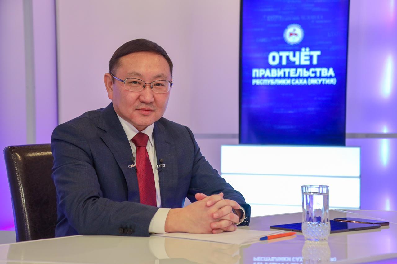 Первый вице-премьер Якутии подвел итоги прошлого года по курируемым направлениям