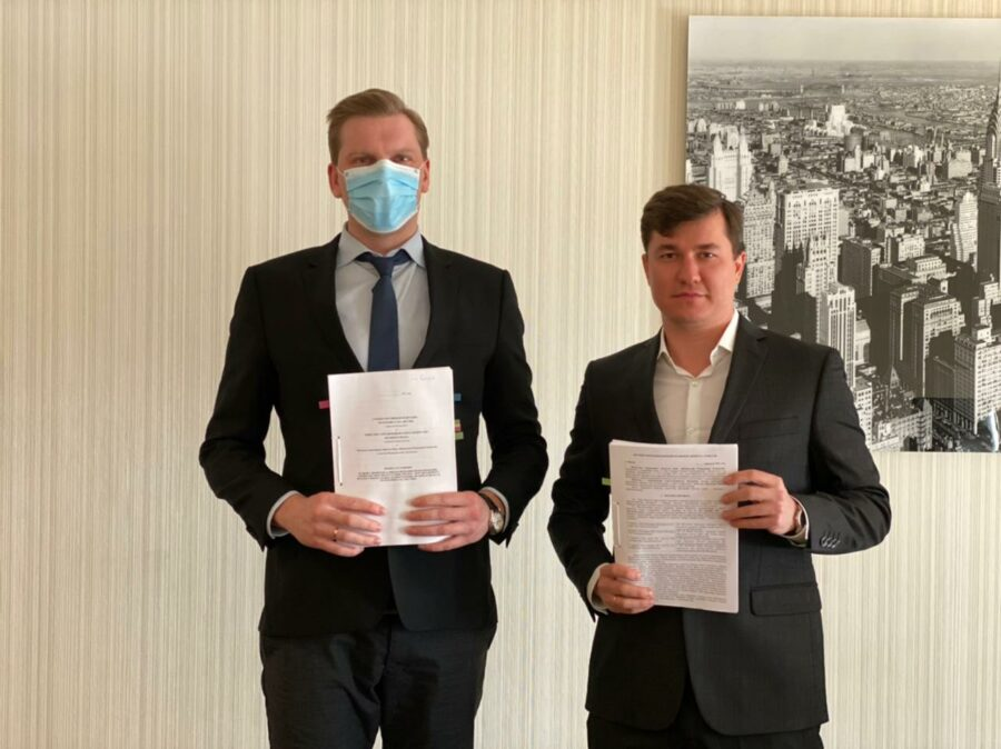 Подписано прямое соглашение о финансировании концессионного проекта по строительству центра «Полярная звезда»
