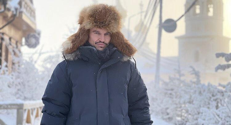 Блогер-миллионник Юрий Кузнецовский отправился на Полюс холода в Якутии