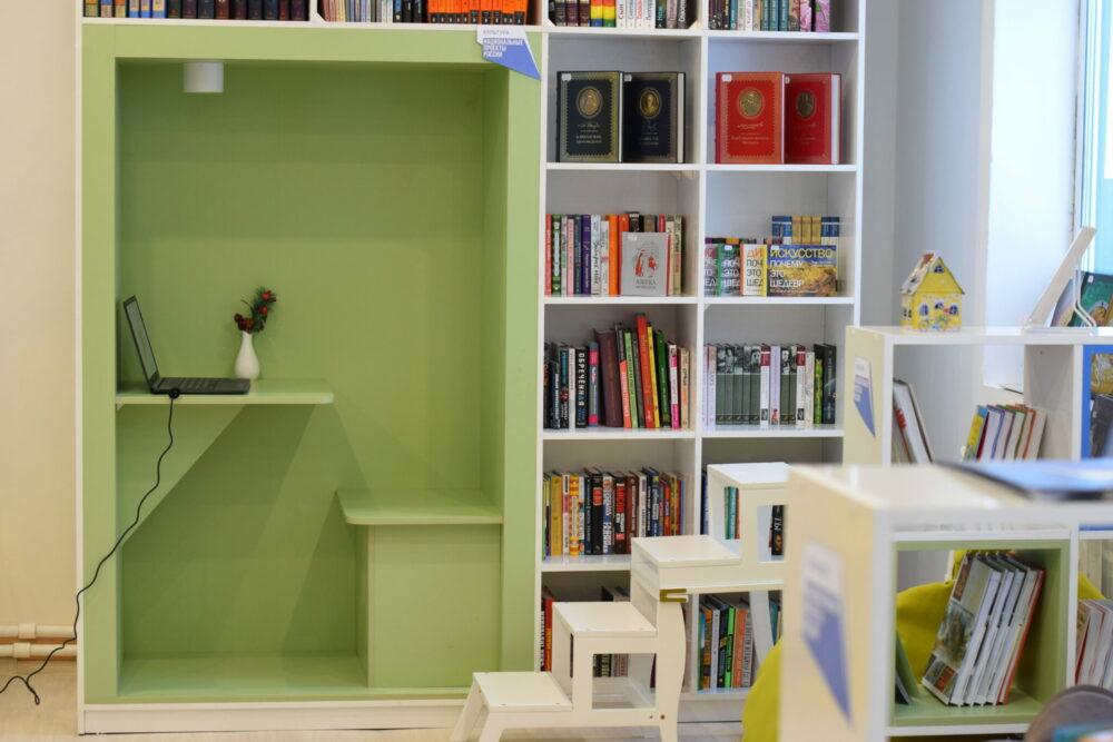 На открытие модельных библиотек в Якутии выделят 35 млн рублей