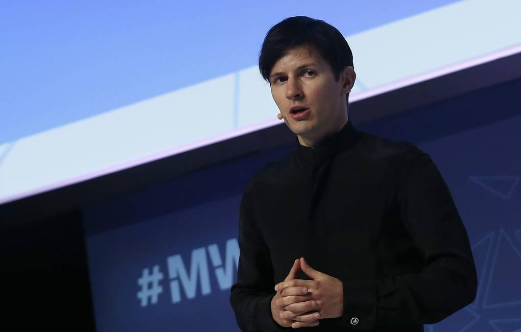 Дуров заявил о блокировке Telegram-каналов с личными данными граждан
