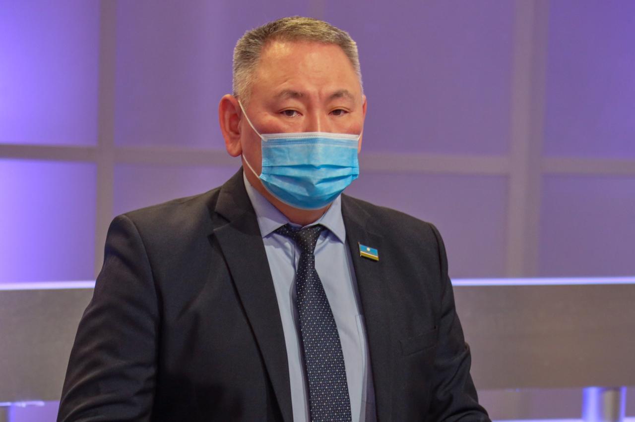 Сахамин Афанасьев рассказал о лесозаготовке в Якутии