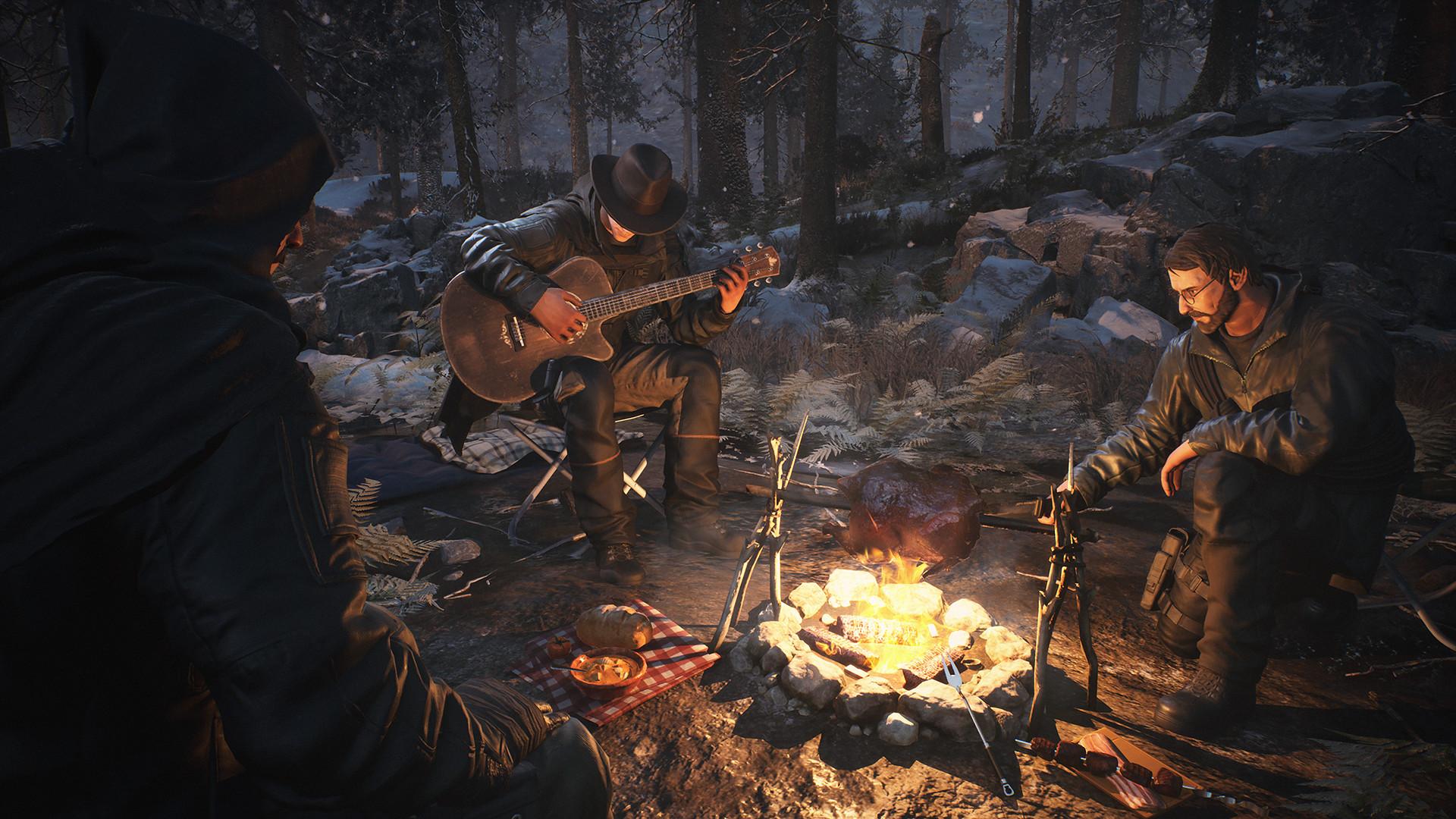 Во время IGN Fan Fest показали второй ролик The Day Before якутских разработчиков