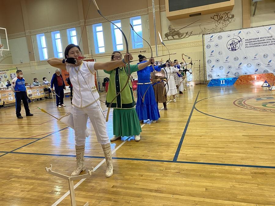 Спортсменка из Якутска установила абсолютный рекорд республики по стрельбе из лука