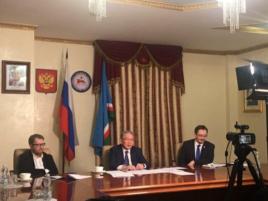 Отчет правительства. Постоянный представитель Якутии при президенте РФ рассказал об итогах 2020 года