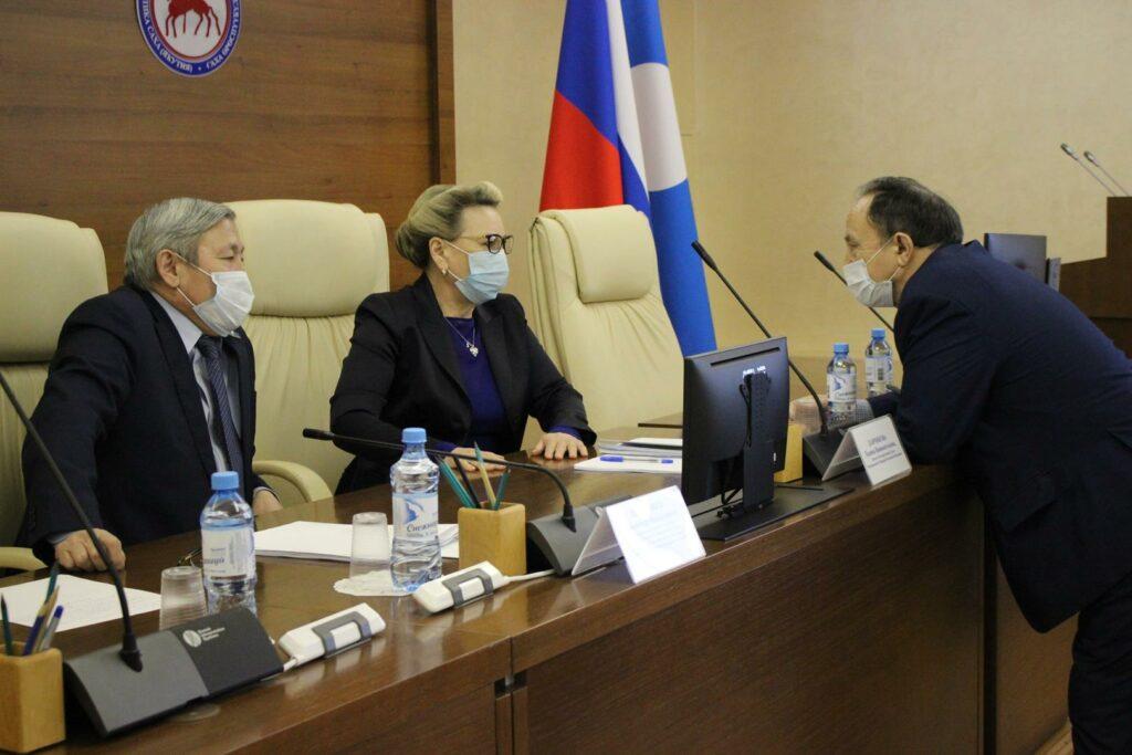Депутат Госдумы России и Госсобрания Якутии ведут совместную работу по многим актуальным вопросам