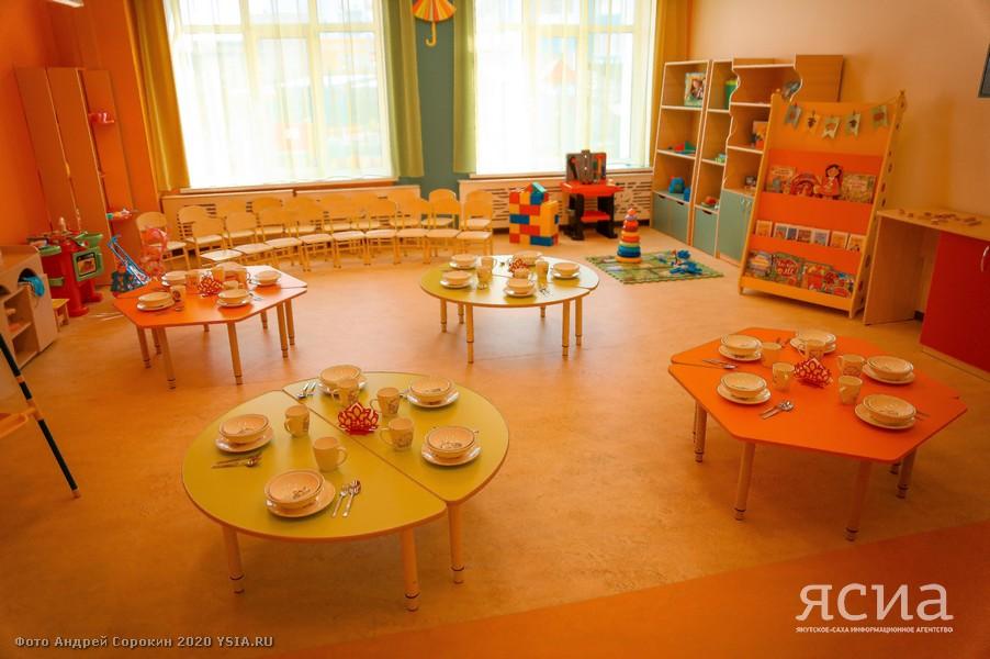 Одна из групп детского сада в Якутске ушла на карантин