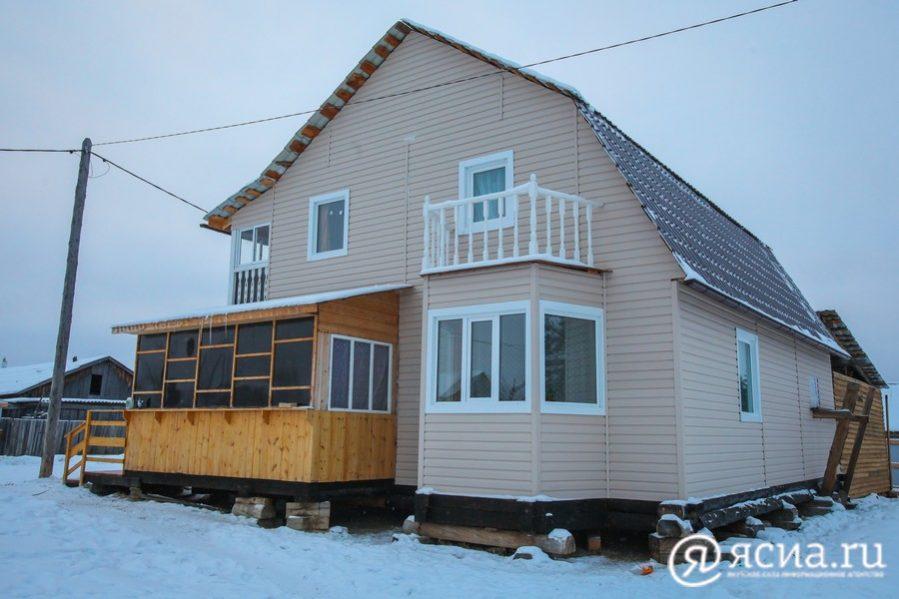 В Ил Тумэне предложили строить частные дома за счет средств на переселение из аварийного жилфонда