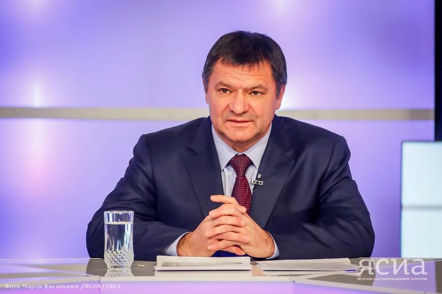 Более 3000 вопросов поступило во время отчетов правительства Якутии