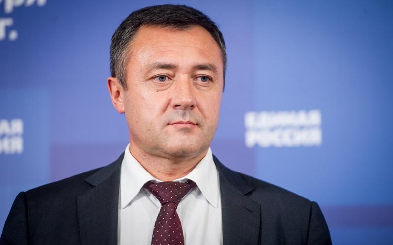 Виктор Пинский стал уполномоченным «Единой России» по дальневосточным регионам