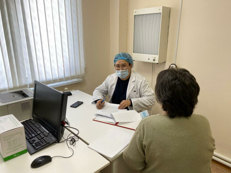 Жители Хангаласского улуса Якутии смогут пройти скрининговое исследование на рак