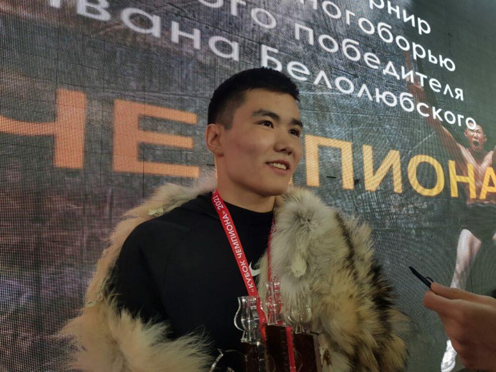Сын Николая Дьяконова сенсационно выиграл Кубок чемпиона по многоборью
