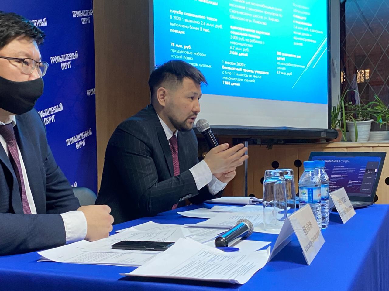 Евгений Григорьев рассказал о работе по переселению граждан из ветхого аварийного жилья