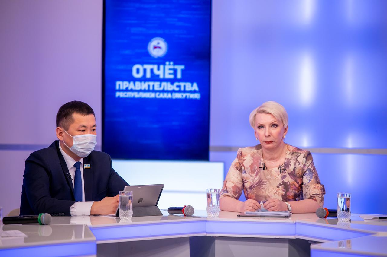 Ольга Балабкина: Якутия в 2020 году улучшила демографические показатели
