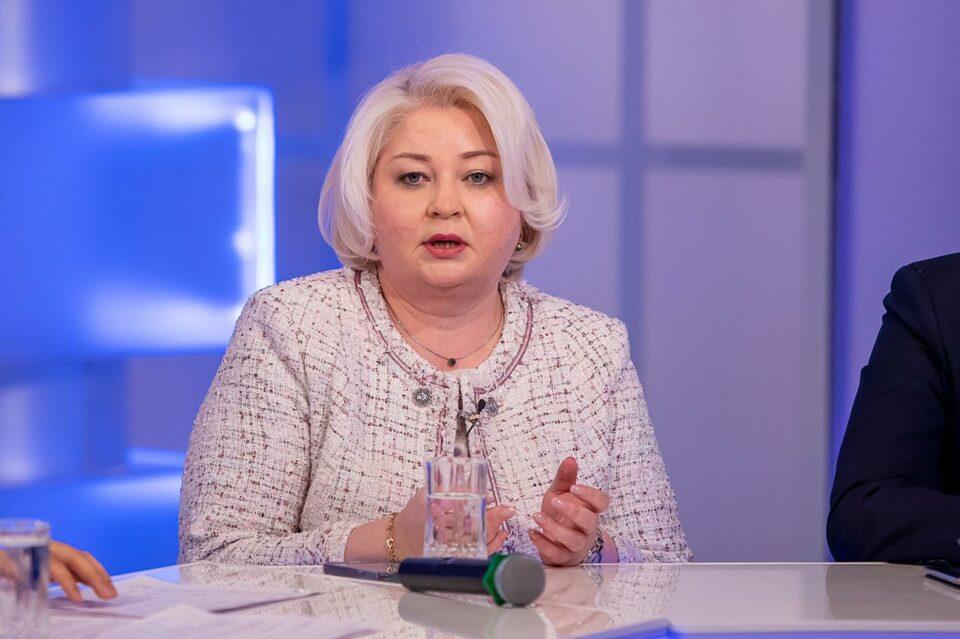 Елена Борисова покинула пост министра здравоохранения Якутии