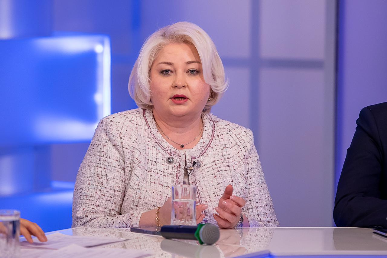 Елена Борисова: Поручения президента направлены на повышение доступности и качества медпомощи
