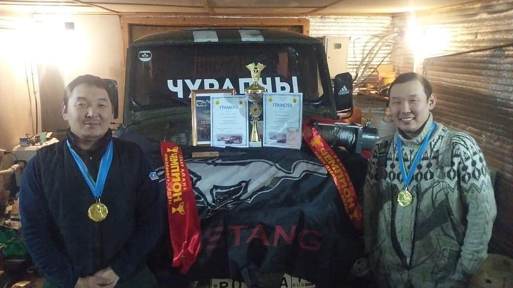 Команда из Чурапчинского улуса стала абсолютнымпобедителем«КубкаДэбдиргэ-2021»